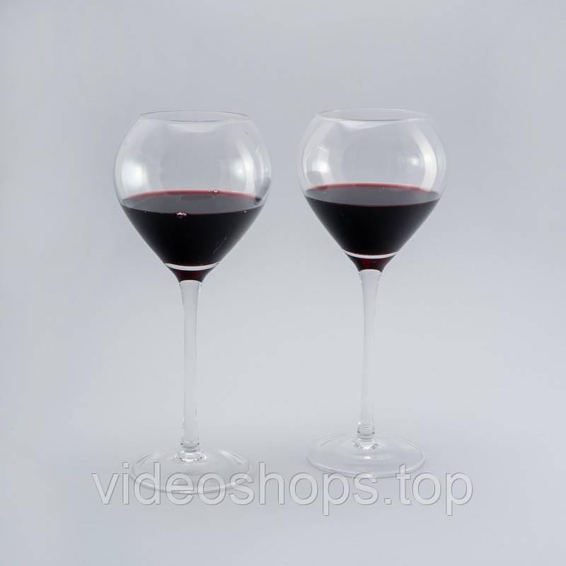 Комплект бокалов для красного вина 2ед.
