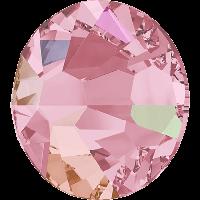 Кристаллы Сваровски клеевые холодной фиксации 2058 Light Rose AB F (223 AB) ss5