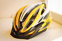 Шлем велосипедный CoolChanger Желтый, фото 1