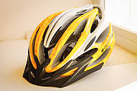 Шлем велосипедный CoolChanger Желтый