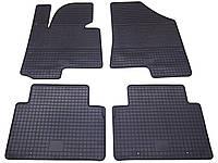 Коврики резиновые в салон для Hyundai IX35 2010- (PolyteP_Clasic)