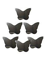 Конфетти бабочки серебряные, 50 грамм