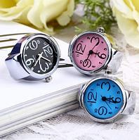 Стильное Кольцо-Часы