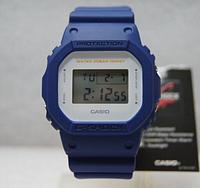 CASIO G-SHOCK Digital Square Blue DW-5600M-2, фото 1