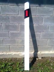 Столбики сигнальные направляющие для дорог, фото 2