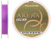 Шнур Favorite Arena PE 100m (Purple)