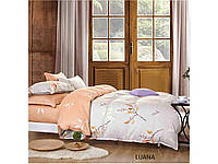 Комплект постельного белья сатин  Arya евро размер Luana