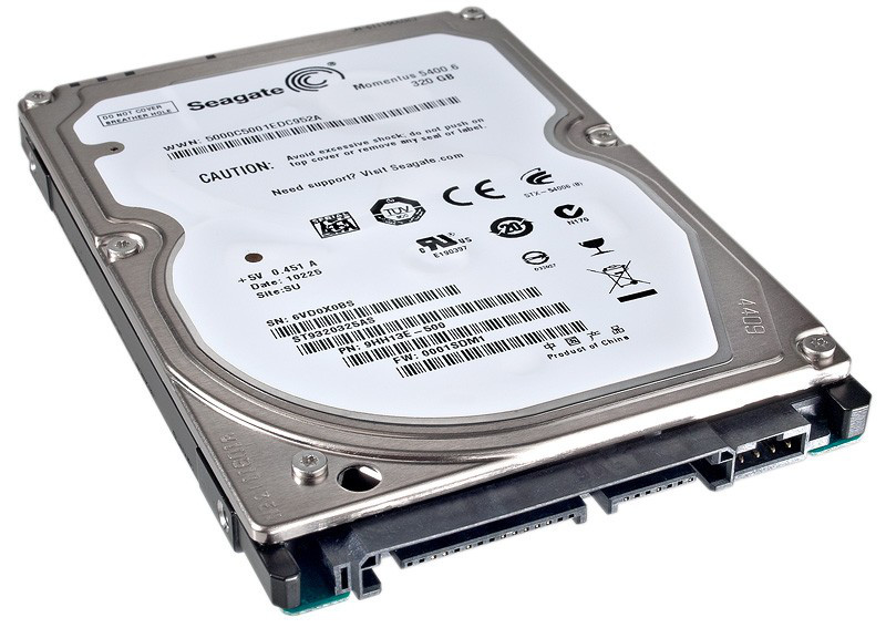 "Жесткий диск SATA 320Gb 2,5"" Seagate WD Hitachi Toshiba SATA Винчестер 320Гб для ноутбука"