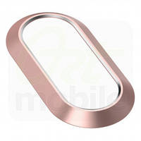 Защита на камеру для iPhone 7 Plus/8 Plus, Metal Lens Protection Ring, Rose, Baseus (ACAPIPH7P-RI0R)