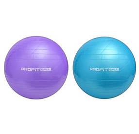 М'яч для фітнесу Profitball M 0278 Фітбол 85 см