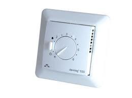 Терморегулятор 530 для теплого пола