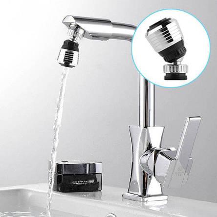 Прилад для економії води Водозберігаючих насадка на кран, фото 2