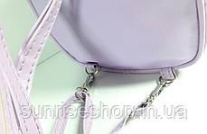 """Детский рюкзак- сумка """"Стильные девчонки """" цвет сирень, фото 3"""