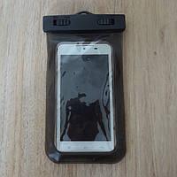 Водонепроницаемый чехол для телефона с чувствительным сенсором!