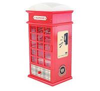 Музыкальная шкатулка Телефонная будка