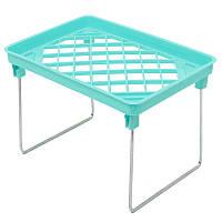 Подставка для посуды JYPS 23*16*16 Small Голубая (hom-248)