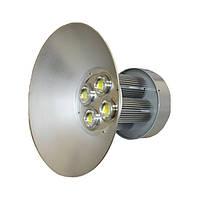 Купольный led светильник 200w 6500K 16000Lm подвесной IP54 , фото 1