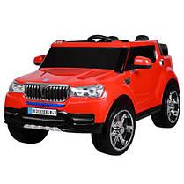 Детский электромобиль Bambi BMW красный M3107 EBLR, фото 2