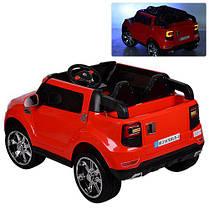 Детский электромобиль Bambi BMW красный M3107 EBLR, фото 3