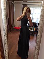 a7753632c7b Женский костюм-двойка юбка в пол и топ со стразами