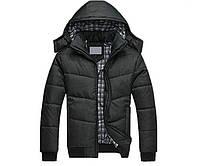 Модный мужской пуховик зимний - куртка New 2018 Размеры: L; XL; XXL