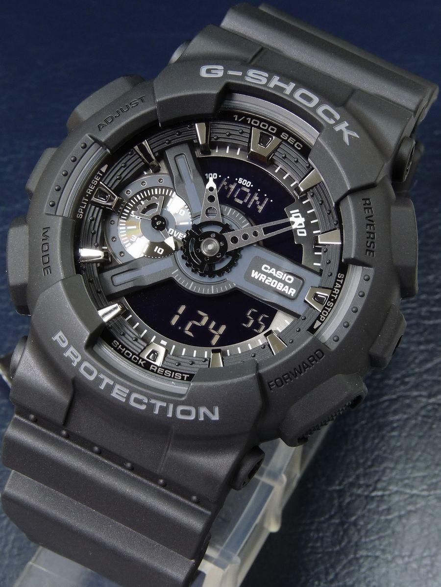 Часы Casio G-Shock GA-110-1B Б.