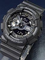 Часы Casio G-Shock GA-110-1B Б., фото 1