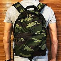 Спортивный камуфляжный рюкзак Nike