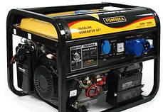 Бензиновый генератор FORTE FG8000EA с блоком автоматики, фото 3