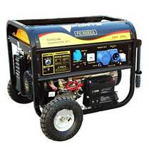 Бензиновый генератор FORTE FG8000EA с блоком автоматики, фото 2