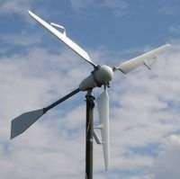 Ветрогенератор для дома 1 квт ВЭУ08/24в с контроллером заряда
