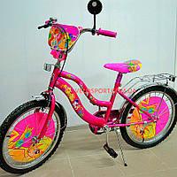 Детский велосипед Mustang Winx 20 дюймов