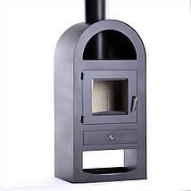 Стальная печь-камин Galant 9 kW, фото 3