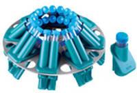 1418 Угловой ротор для пробирок 8 x 50 мл или 32 x 15 мл без адаптеров к центрифуге UNIVERSAL 320R