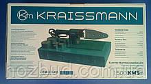 Паяльник для пластиковых труб KRAISSMANN 1500 KMS 6 (с индикатором температуры)