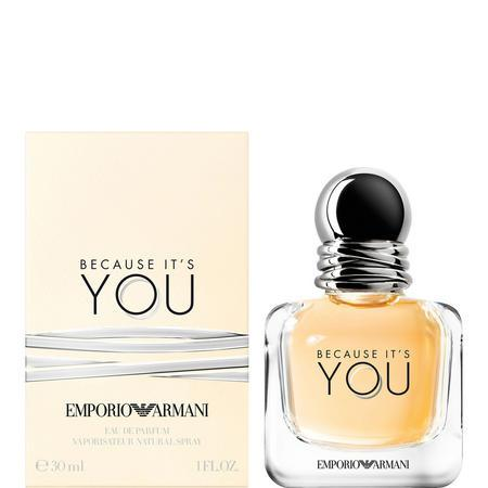 Giorgio Armani Emporio Armani Because Its You Edp 100 Ml цена 325