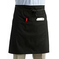 Фартук для официанта, повара, пекаря, парикмахера без нагрудника (ткань 142 гр./м2)
