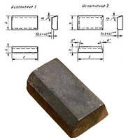 Пластина т/с 02611 ВК8 ГОСТ 25395-90