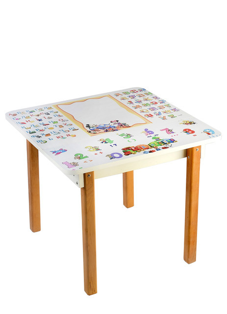 """Детский стол с мольбертом """"Абетка"""""""