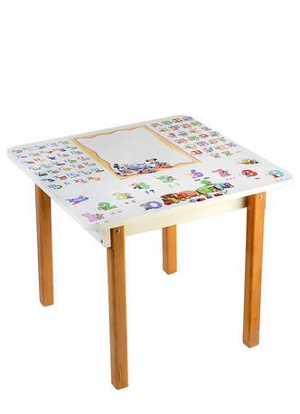 """Детский стол с мольбертом """"Абетка"""", фото 2"""