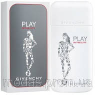 Givenchy Play In The City for Her (Живанши Плэй Ин Зе Сити) EDP 75 ml