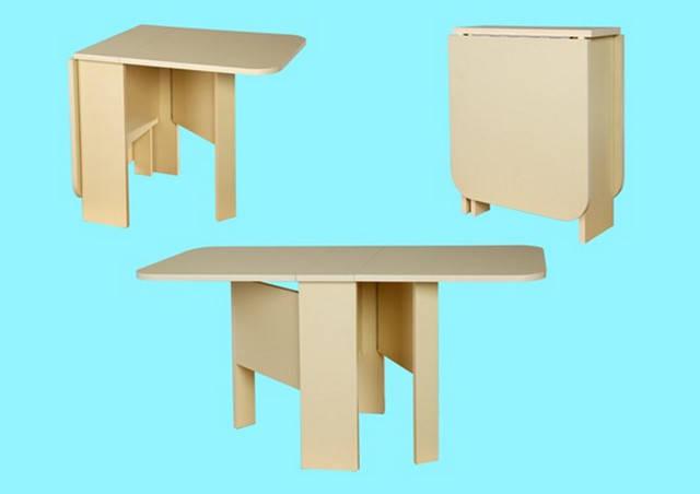 Детский стол-пенал, ваниль, фото 2