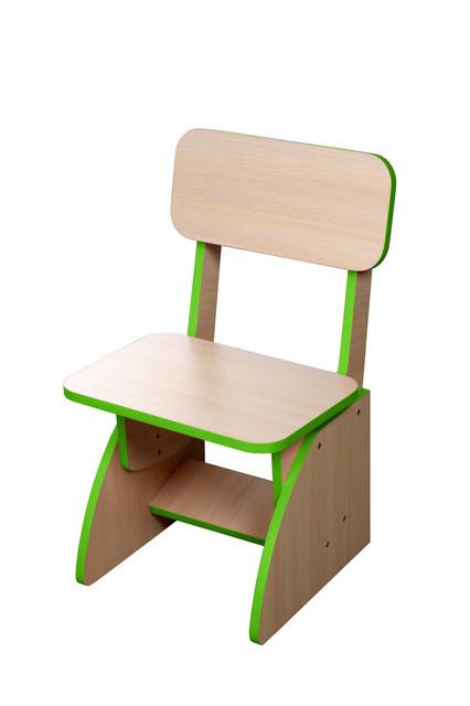 Детский стульчик растущий, салатовый