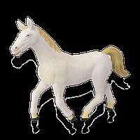 Объемный пазл Белая лошадь 4D Master (26458), фото 1