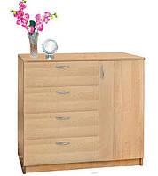 Комод К-4+1. Мебель для спальни, гостиной, детской