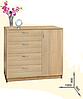 Комод К-4+1. Мебель для спальни, гостиной, детской, фото 2