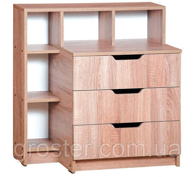 Комод К-3+5. Мебель для спальни, гостиной, детской