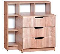 Комод К-3+5. Мебель для спальни, гостиной, детской. Честная цена!