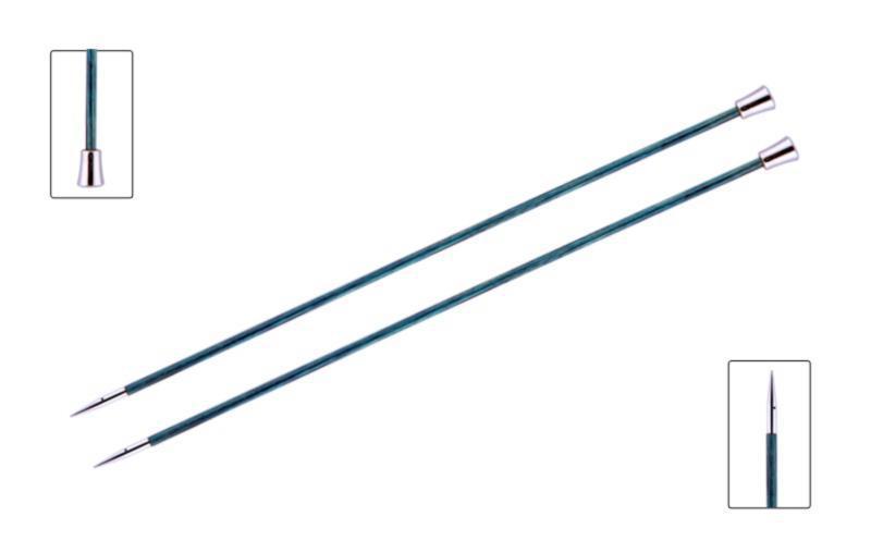 Спицы прямые 25 см Royale KnitPro, 3.25 мм