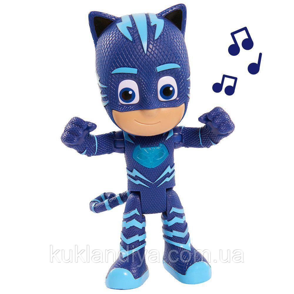 Герои в масках Кэтбой  фигурка говорящая  PJ Masks  оригинал